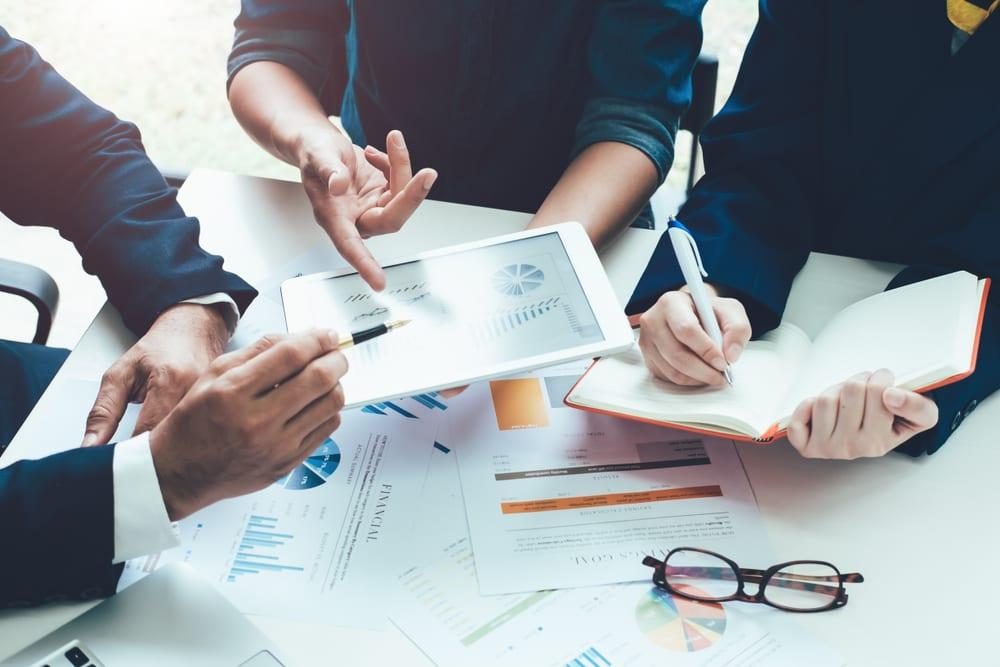 trading and rebalancing software